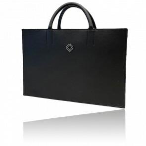 Sac cabas - Businessbag Cactus Leather Black