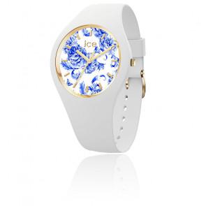 Montre ICE blue White Porcelain Small 019226