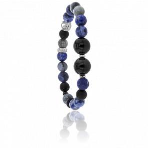 Bracelet AST19 mix de pierres