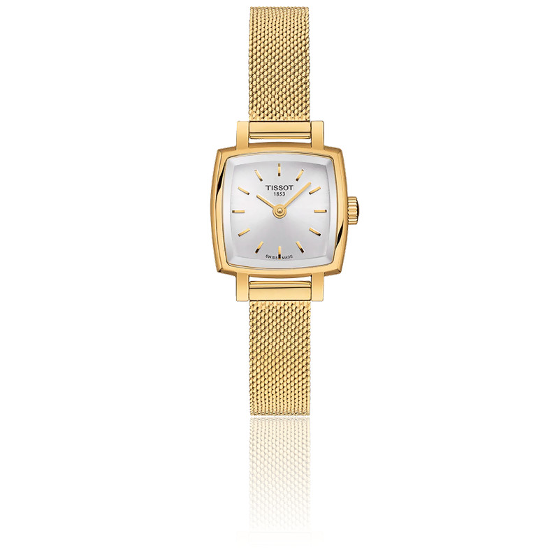 Montre Lovely Square T058.109.33.031.00