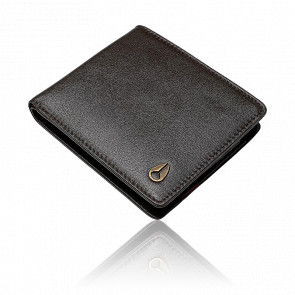 Portefeuille Pass Leather Coin Brown - C2973-400-00