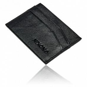 Porte-cartes Cuir Flaco Black - C2890-000-00