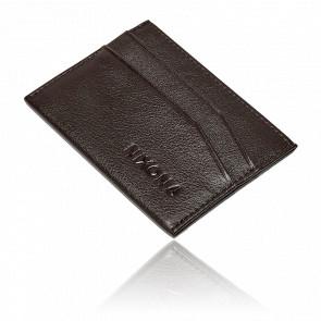 Porte-cartes Cuir Flaco Brown - C2890-400-00