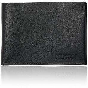 Portefeuille cuir Cache Black - C3059-000-00