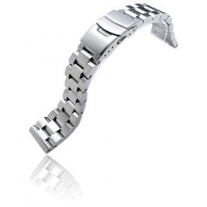 Bracelet Hexad  SS211803B041 for Seiko Tuna 21.5mm