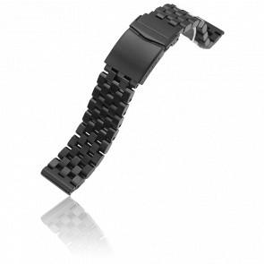Bracelet Super Engineer II Black SS222220BBK024 19 à 23mm