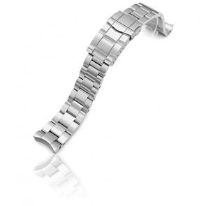 Bracelet Super-O Boyer 316L Stainless Steel SS201805B037 20mm