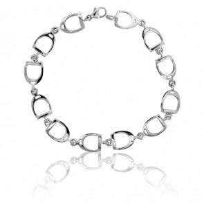 Bracelet Etriers 19 ou 21 cm