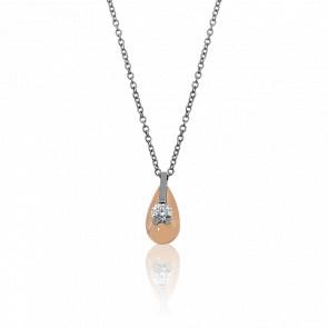 Collier Modène 2 Ors et Diamants