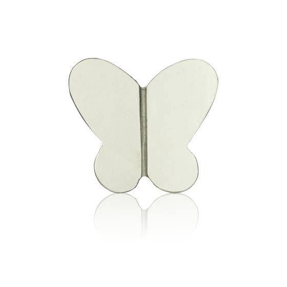 Pendentif Lovely Butterfly Argent