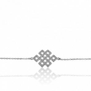 Bracelet Endless Love Diamants - Gay Frères