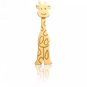 Pendentif Girafon Or Jaune
