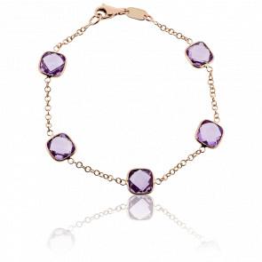Bracelet Aria Améthystes