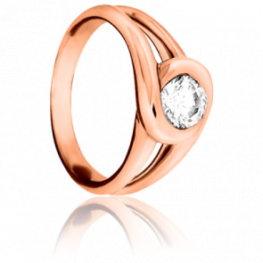 Bague Passion Or Rose