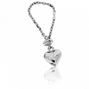 Porte-clés Coeur d'amour