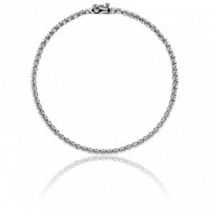 Bracelet Eclat Blanc - Allegoria