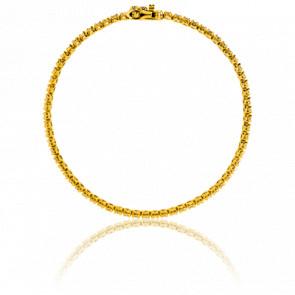 Bracelet Eclat Jaune - Allegoria
