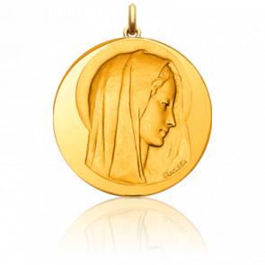 Médaille Vierge Virgo Dulcis Ronde - Becker