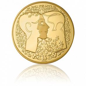 Médaille du Pacs Bronze Florentin