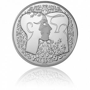 Médaille du Pacs Argent