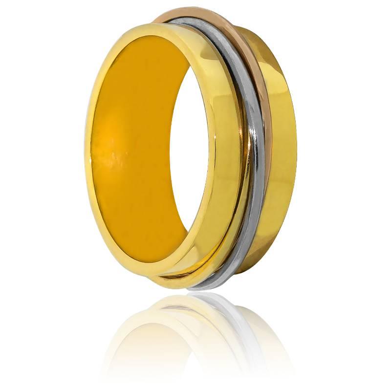 delphes alliance 3 ors jaune rose et blanc ocarat. Black Bedroom Furniture Sets. Home Design Ideas