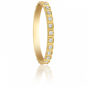 Alliance Guaviare 1 rang Or Jaune 0.27 ct