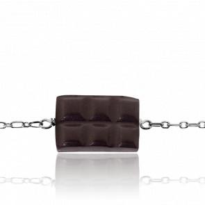 Bracelet Tablette de chocolat
