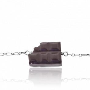 Bracelet Tablette Croquée