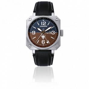Horizon GMT Zweite Zeitzone 6740-4 - Junkers