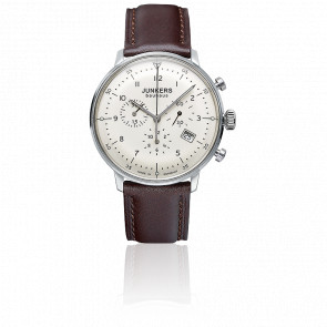 6086-5 Bauhaus Chronograph