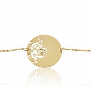 Bracelet Fay Rose Plaqué Or Jaune - Hornica