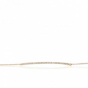 Bracelet Isil Or Jaune & Diamants
