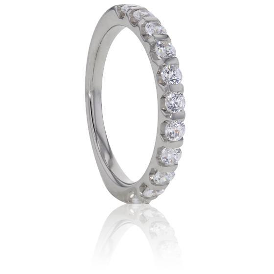 Alliance Banquo Diamants GSI & Platine 950