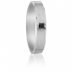 Alliance Albena Palladium et Diamant Noir