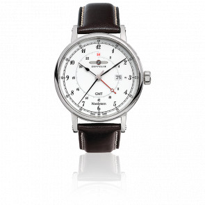 Nordstern GMT Second Time Zone 7546-1