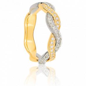 Alliance Rousseau 2 Ors 9K & Diamants