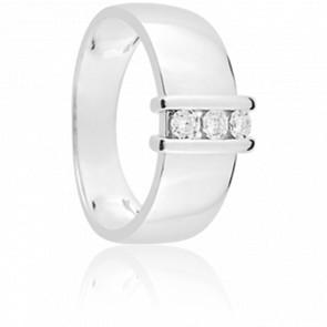 Bague Cosse Or & Diamants