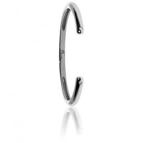 Bracelet Infinie Argent & Diamants