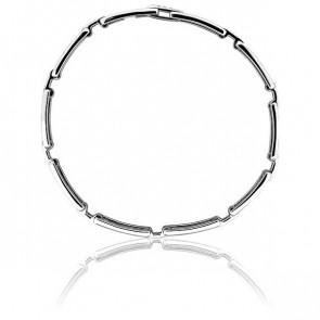 Bracelet Rectangle Diamanté - Lena