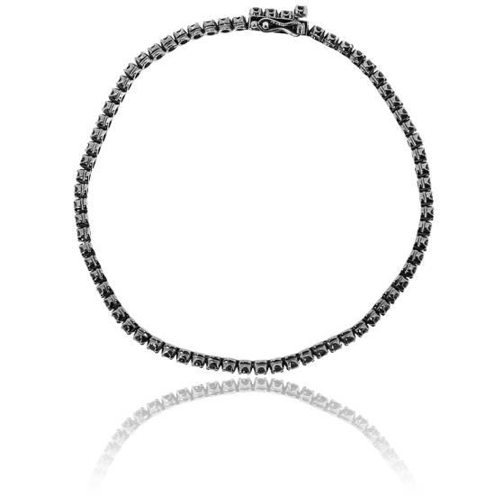 obtenir pas cher 53ccb a92e3 Bracelet Eclat Noir Or & Diamants - Allegoria - Ocarat