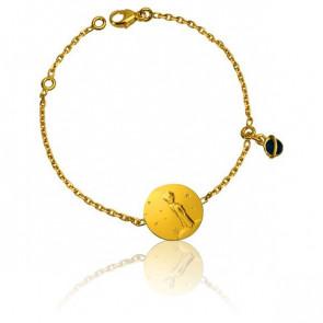 Bracelet Petit Prince Sur Sa Planète 16 cm - Monnaie de Paris
