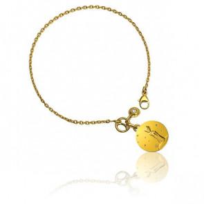 Bracelet Petit Prince Sur Sa Planète et Diamant