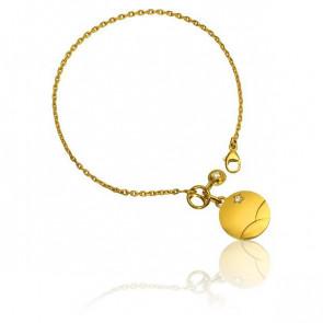Bracelet Petit Prince Dans Le Désert et Diamant - Monnaie de Paris