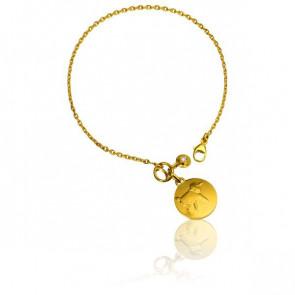 Bracelet Dessine Moi Un Mouton et Diamant - Monnaie de Paris