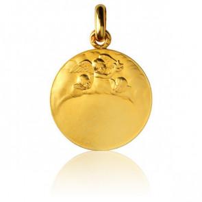 Médaille Anges Or Jaune 18K A SAISIR - Monnaie de Paris