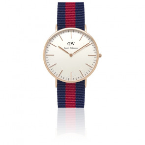 Classic Oxford Rose Gold 40mm