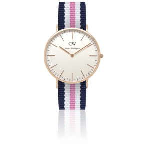 Classic Southampton Lady Rose Gold 36mm