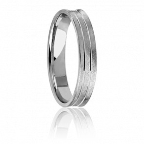 Alliance Andros, Or Blanc 18K