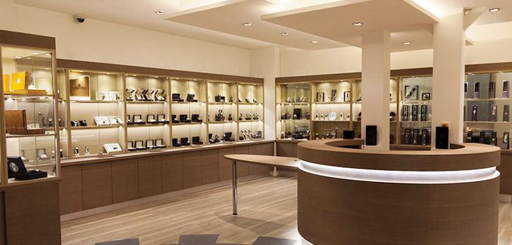 Boutique de montre Ochrno