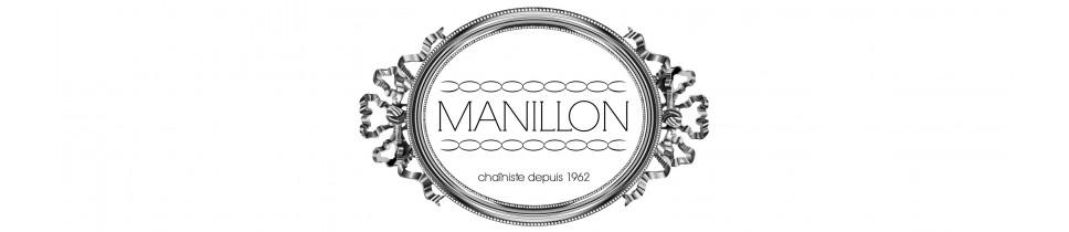 Chaine en or ou argent Manillon